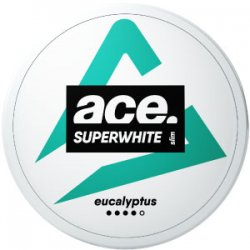 Ace Eucalyptus All White Portion - Snushallen