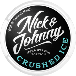 Nick and Johnny Crushed Ice - Snushallen