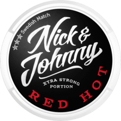 Nick and Johnny Red Hot - Snushallen