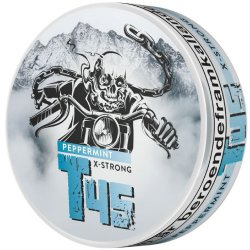 T45 Peppermint X-strong - Snussidan