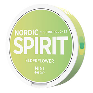 Nordic Spirit True White Elderflower Mini
